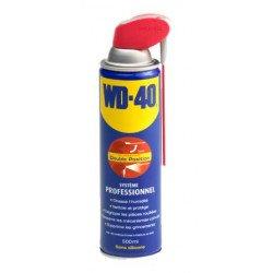 Aérosol WD-40 Système Pro 6x500ml