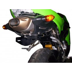 Support de plaque R&G RACING pour ZX6R '05-06