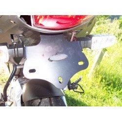 Support de plaque R&G RACING pour RS125 '06