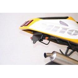 Support de plaque R&G RACING pour MITO 125