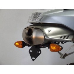 Support de plaque R&G RACING noir BMW R1200S