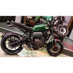 """Support de plaque ACCESS DESIGN """"ras de roue"""" noir Yamaha XSR700"""