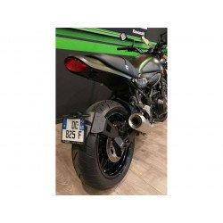 """Support de plaque ACCESS DESIGN """"ras de roue"""" noir Kawasaki Z900RS"""