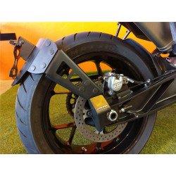 """Support de plaque ACCESS DESIGN """"ras de roue"""" noir KTM Duke 790"""