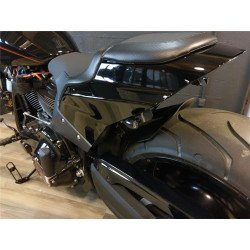 Supports de clignotants ACCESS DESIGN noir par paire Harley Davidson FXDR114