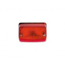 Feu arrière V PARTS type origine rouge Honda PK