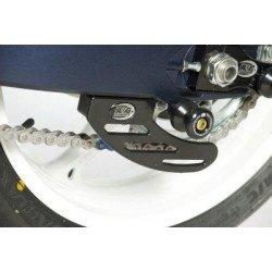 Protège couronne R&G RACING ABS noir Suzuki GSX-R600/750