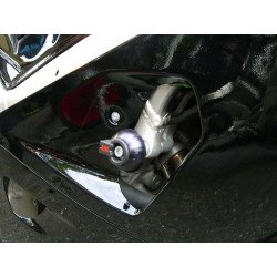 KIT FIXATION CRASH PAD POUR GSXR600/750 1997-03