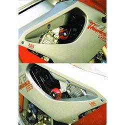 KIT FIXATION CRASH PAD POUR YZF1000R THUNDERACE 1996-03