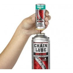 Lubrifiant chaîne MOTOREX Chain Lube Racing 56ml