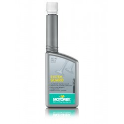 Additif carburant MOTOREX System Guard 250ml