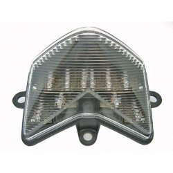 Feu arrière BIHR LED avec clignotants intégrés Kawasaki ZX10R