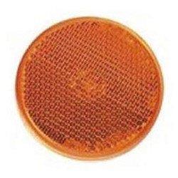 Catadioptre V PARTS rond Ø55mm orange