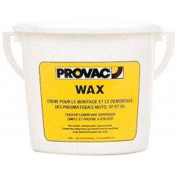 Crème de montage pneu PROVAC blanche