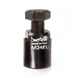 Arrache-volant d'allumage BUZZETTI M24x1,5 filetage intérieur/pas à droite - embout M12