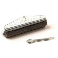 Pierre de rechange DRAPER grain 220 pour rodoir à cylindre 8956244