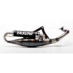 Echappement YASUNI R silencieux carbone kevlar Peugeot