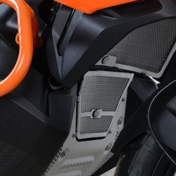 Grille de collecteur R&G RACING noir KTM 790 Adventure