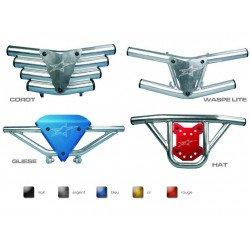 Bumper CROSS-PRO Waspe Lite plaque bleue Can Am DS450/X/MX