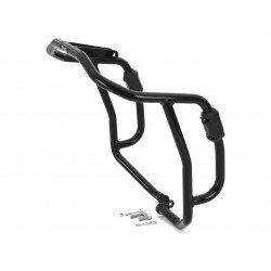 Barres de protection BIHR Trail Crash Bar aluminium noir AJP PR7