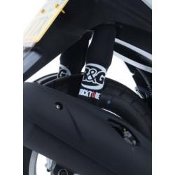 """Protection d'amortisseur R&G RACING 12""""x 8"""" noir"""
