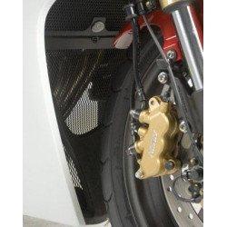 Grille de collecteur R&G RACING noir Honda CBR600 F