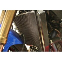 Protection de radiateur R&G RACING noir Suzuki GSX-R1000