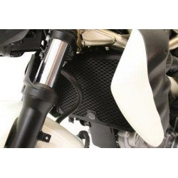 Protection de radiateur R&G RACING noir Suzuki Gladius SFV 650