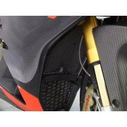 Protection de radiateur R&G RACING pour RSV4 1000 09