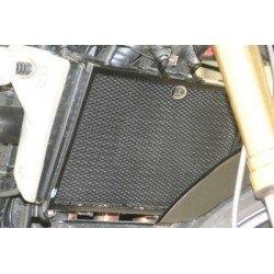 Protection de radiateur R&G RACING noir Kawasaki ZX6R/RR