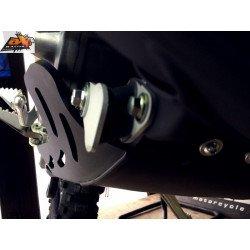 Sabot GP AXP PHD noir Yamaha YZ250