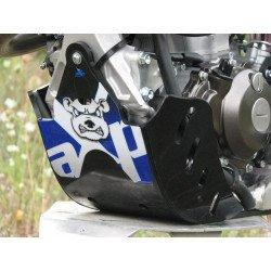 Sabot GP AXP PHD noir/déco bleu Yamaha YZ250F