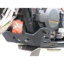 Sabot GP AXP PHD noir/déco orange KTM
