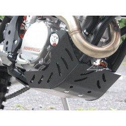 Sabot enduro AXP PHD noir KTM EXC-F250
