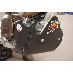 Sabot enduro AXP PHD 6mm noir Yamaha WR450F