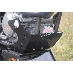 Sabot GP AXP PHD noir/déco orange KTM SX-F450