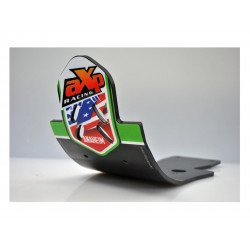 Semelle MX AXP Anaheim PHD noir/déco vert Kawasaki KX250F