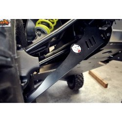 Protection de triangle avant AXP PHD 6mm Polaris RZR900S