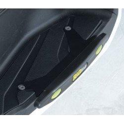 Slider de marche-pied R&G RACING noir Yamaha T-Max 530