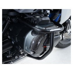 Protections latérales R&G RACING Adventure noir BMW R1200 GS