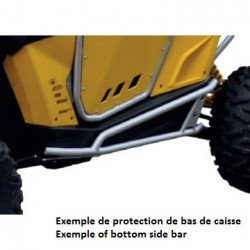 Protection de bas de caisse ART Polaris RZR 1000 XP