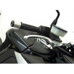 Embouts de guidon R&G RACING noir Kawasaki