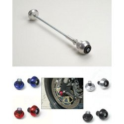 KIT CRASH BALL HONDA AVANT CBR600RR 2003-06 TITANE