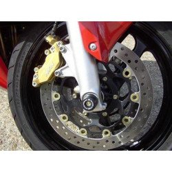 Protection de fourche R&G RACING pour CBR600RR 03-04, VTR1000SP1, 2