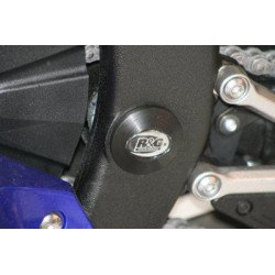Insert de cadre bas gauche R&G RACING pour YZF-R6 06-09