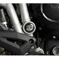 Insert de cadre gauche R&G RACING noir Tiger 800