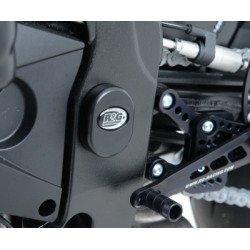 Insert de cadre gauche noir R&G RACING BMW S1000R