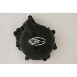 Couvre-carter gauche R&G RACING noir Suzuki GSX-R600/750