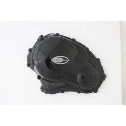 Couvre-carter droit R&G RACING noir Suzuki GSX-R1000