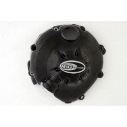 Couvre-carter droit (embrayage) R&G RACING noir Yamaha YZF-R6